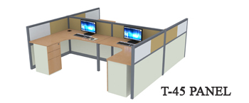 T45 Panel Workstation
