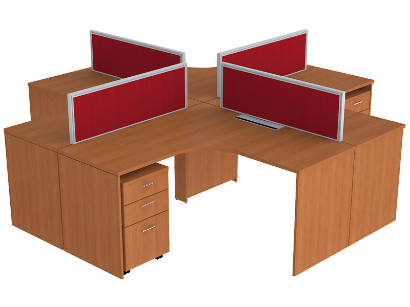 KD Modular Office Workstations in Bangalore