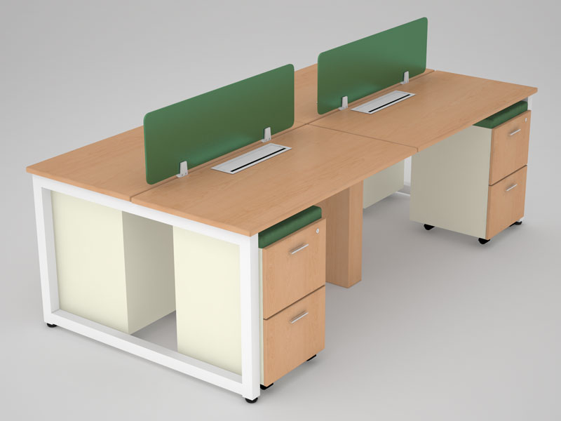 High Tables Modular Office Workstations in Aligarh