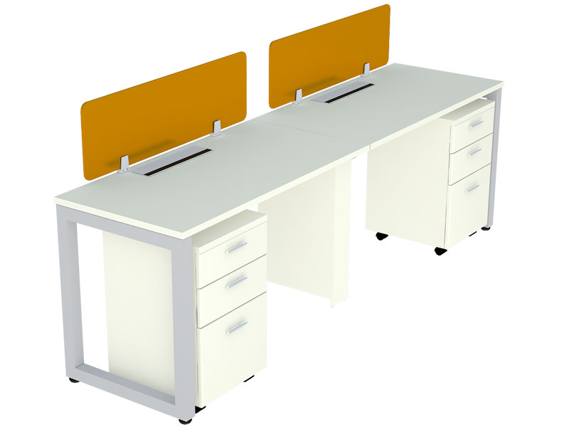 Loop Linear Modular Office Workstations in Bangalore