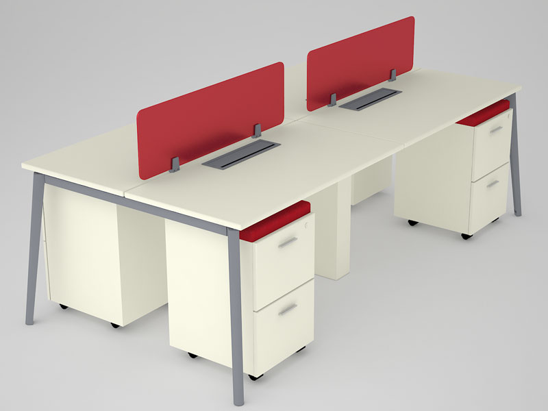 Linear Modular Office Workstations in Bangalore