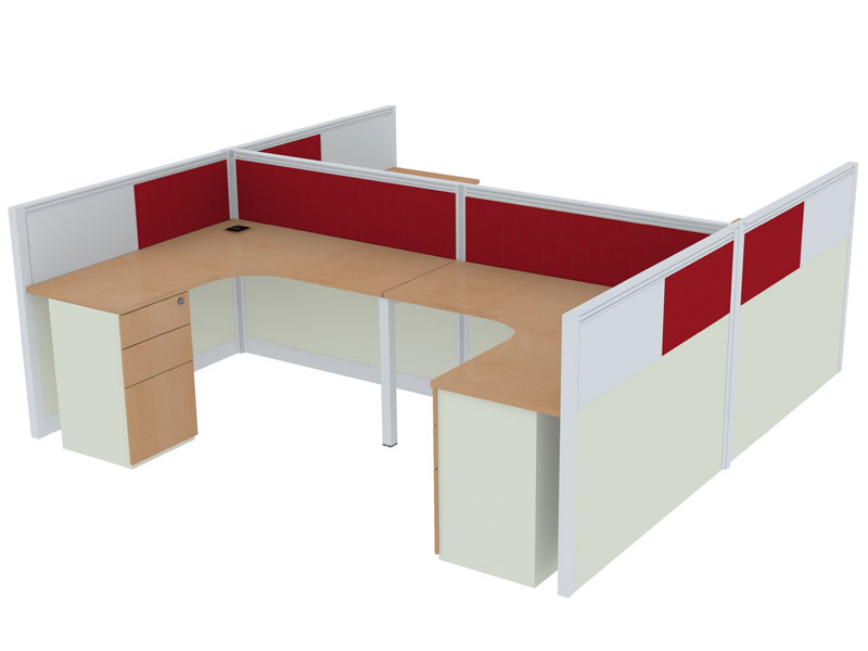 Panels Corner Modular Office Workstations in Aligarh