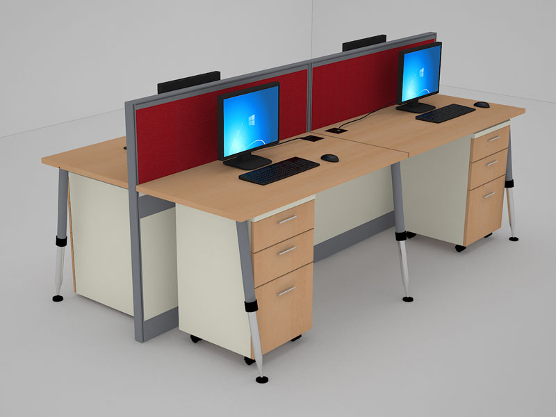 Panels Linear Modular Office Workstations in Bangalore
