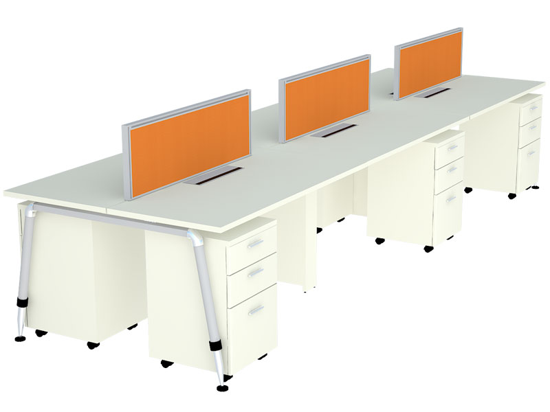 RLC Linear Modular Office Workstations in Aligarh
