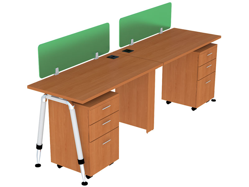 RLC Linear Modular Office Workstations in Bangalore