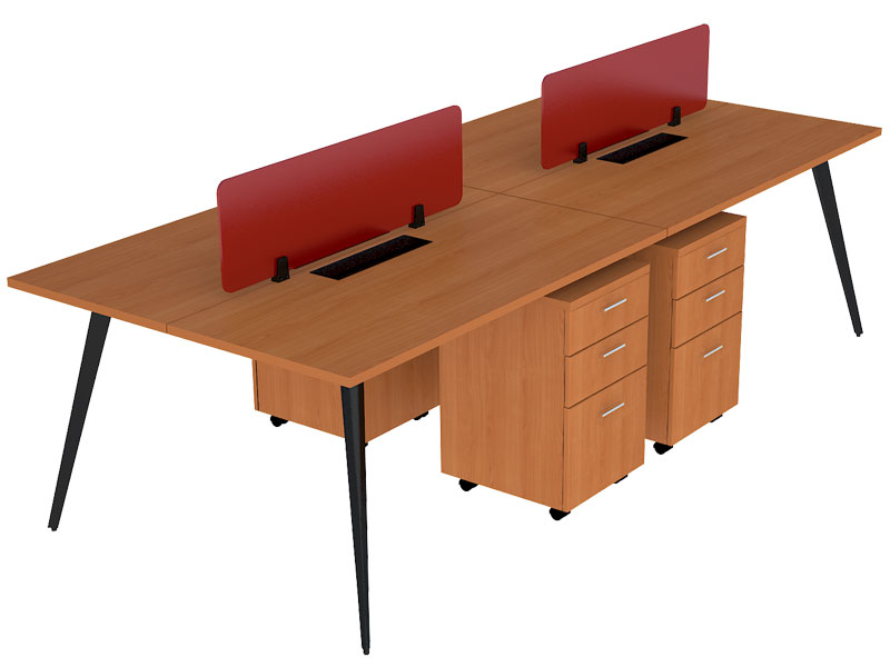 Spark Linear Modular Office Workstations in Bangalore