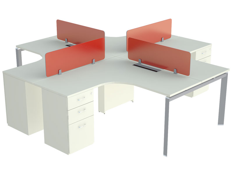 TL55 Corner Modular Office Workstations in Aligarh