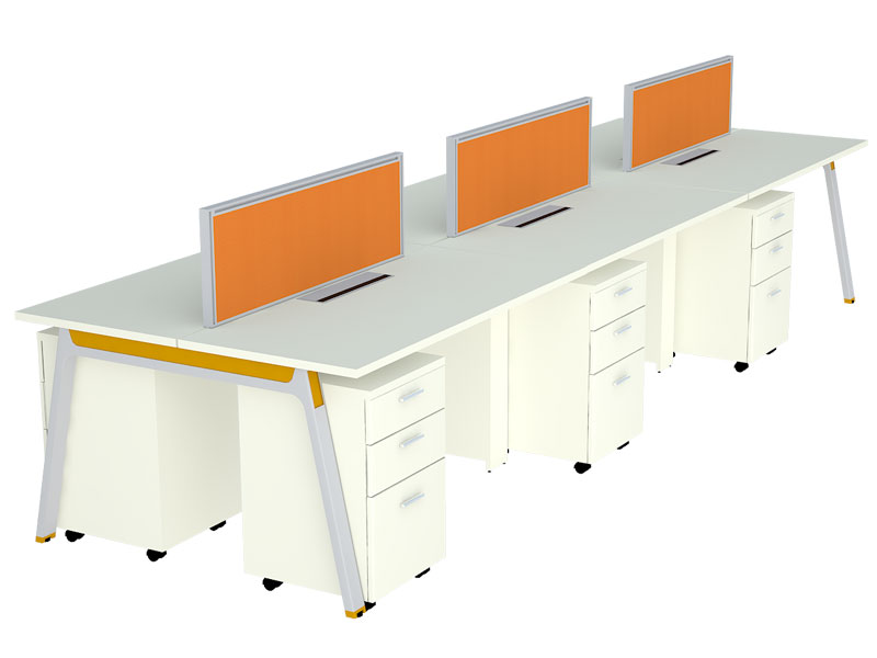 Curve Linear Modular Office Workstations in Aligarh