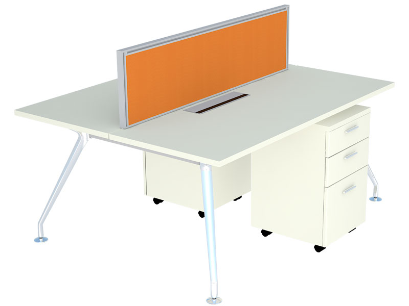 Neptune Linear Modular Office Workstations in Bangalore