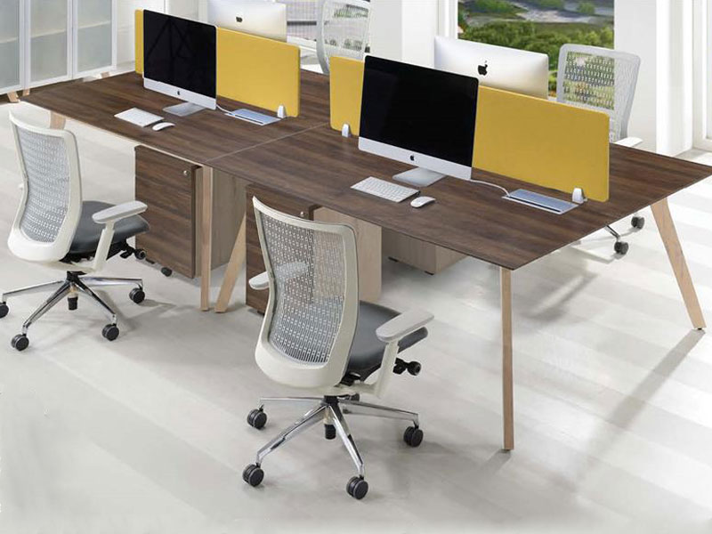 Spark Wood Desking Office Workstation 10